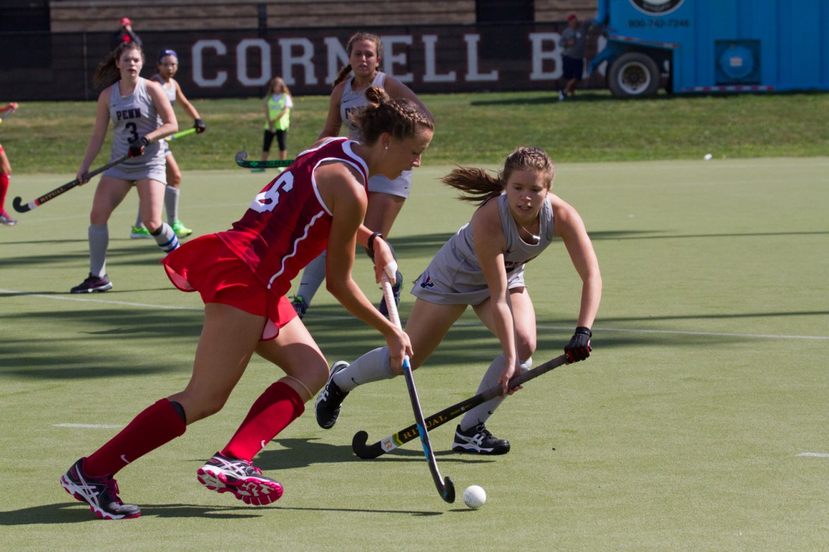 Cornell got its season started off with a low-scoring win.