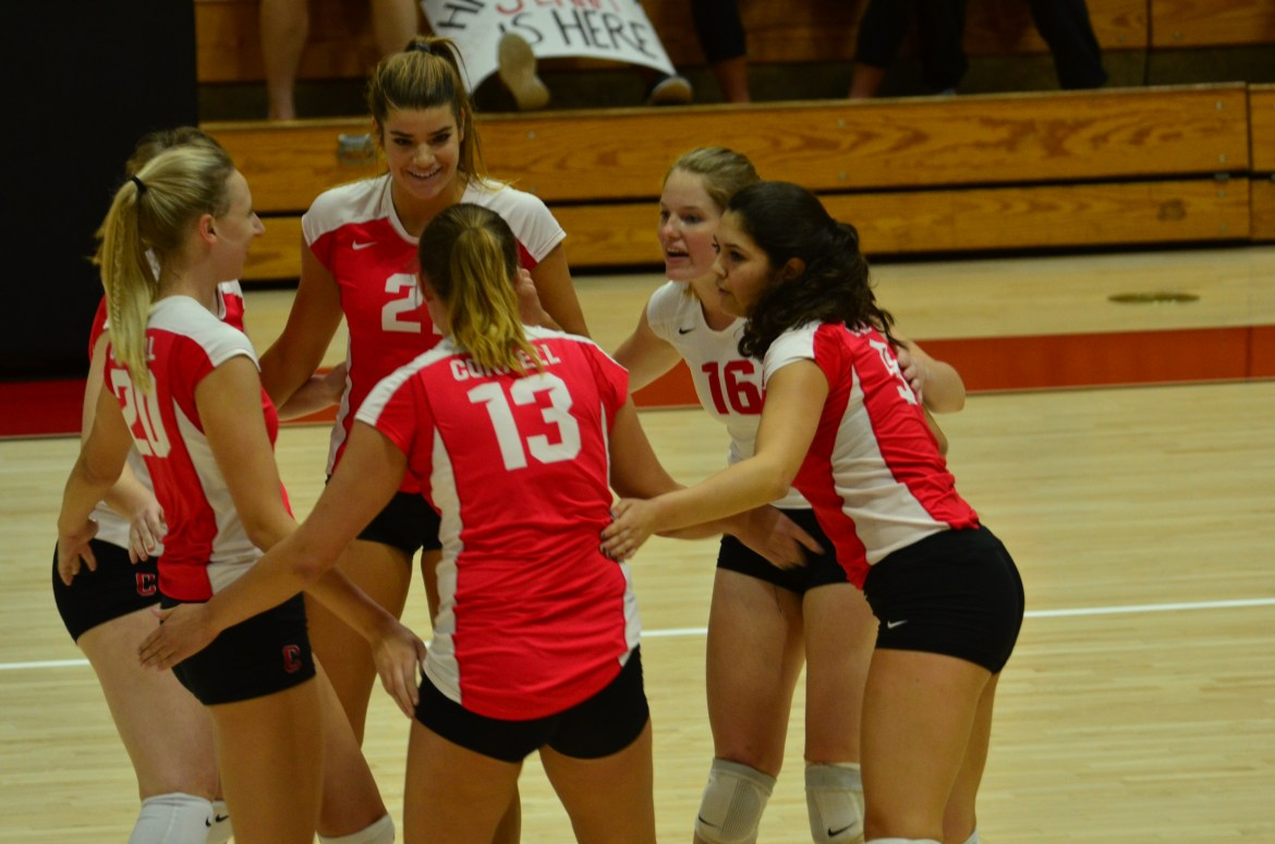 Although the team dropped two of its three games this weekend, the group is confident heading into Ivy play.