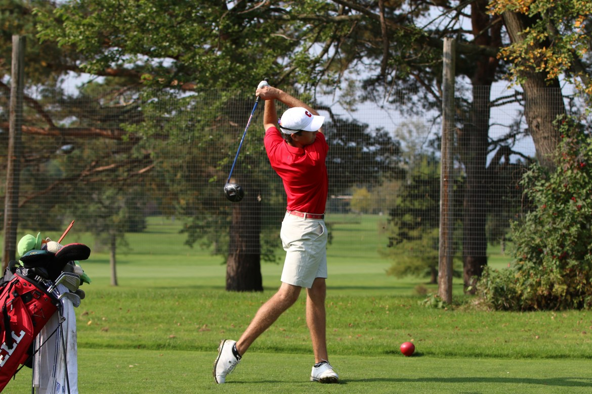 Late-tournament woes hurt the Cornell golf team this weekend.