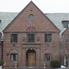 Psi Upsilon's house at 2 Forest Lane.