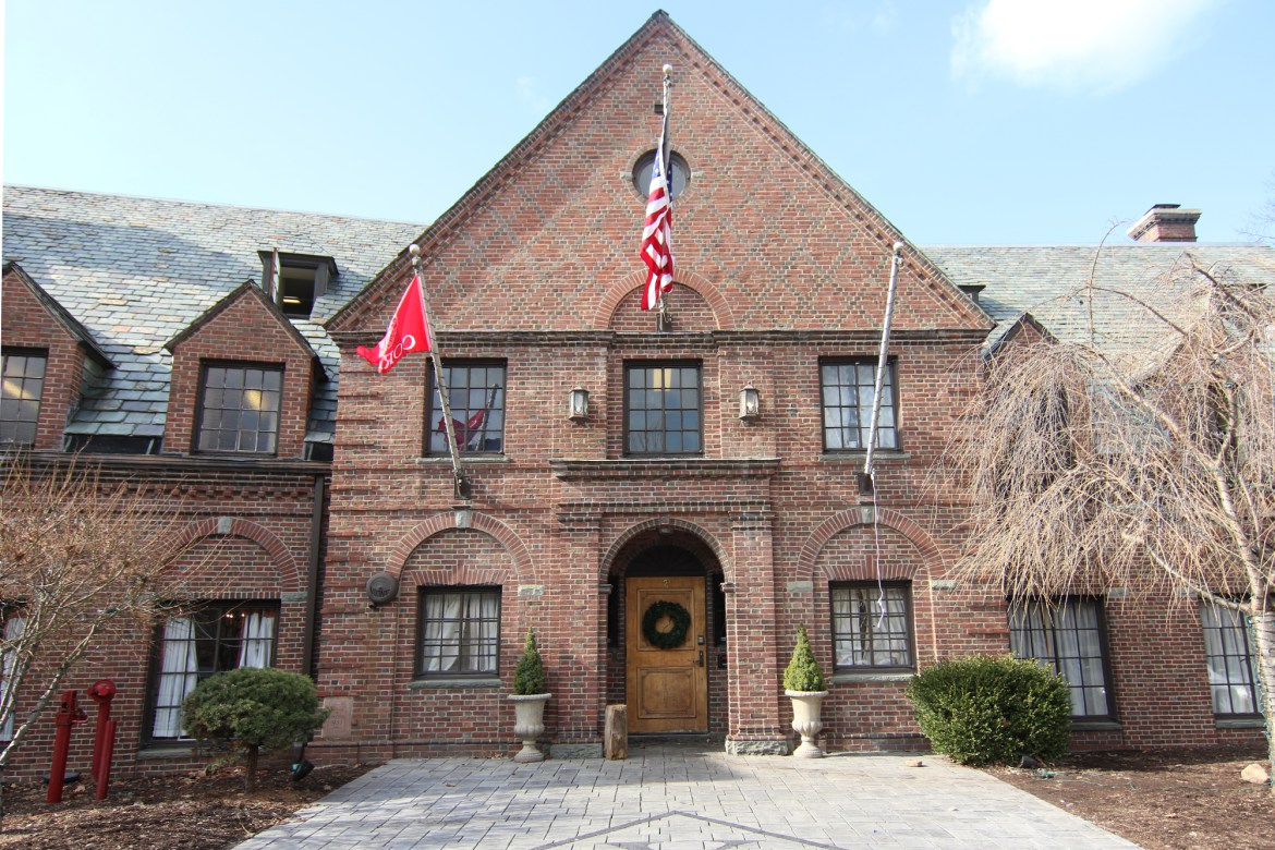 "The former Psi Upsilon house, currently under renovation, will be used by student organizations that ""are dedicated to promoting a diverse and inclusive student community,"" the University announced Tuesday."