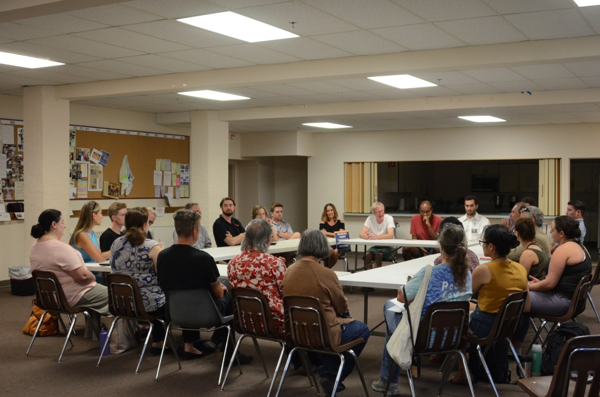 College town Neighborhood Council meets Tuesday night to discuss noise complaints and safety concerns with Cornell students.