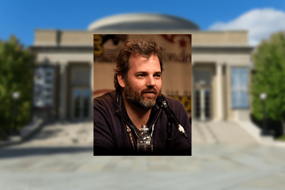 The Emmy-Winning Creator of Rick and Morty and Community Dan Harmon will address Cornell on Nov. 10.