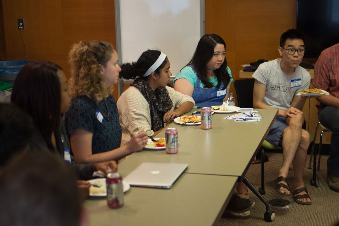 The GPSA Diversity and International Student Committee discussed Cornell's campus climate following multiple racial incidents on campus.
