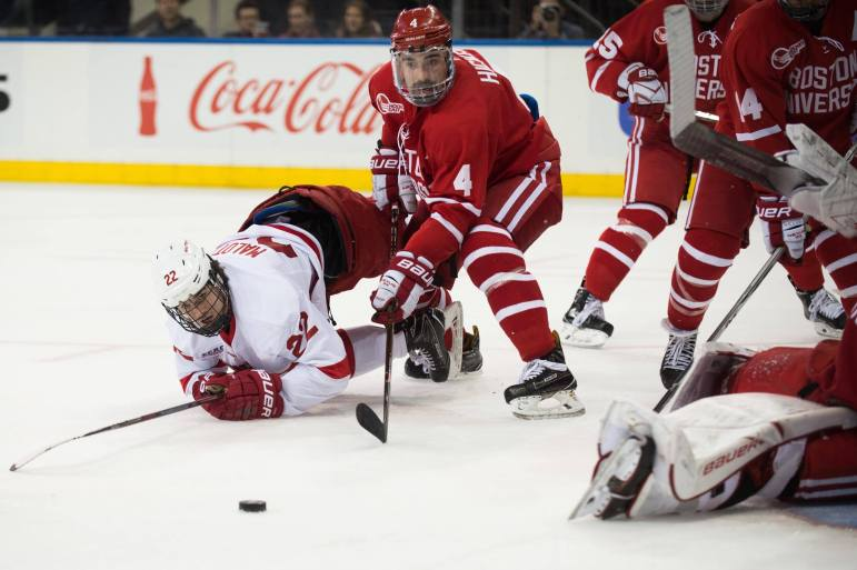 Cornell is 2-1 in its last three games despite giving up 11 goals in that span.