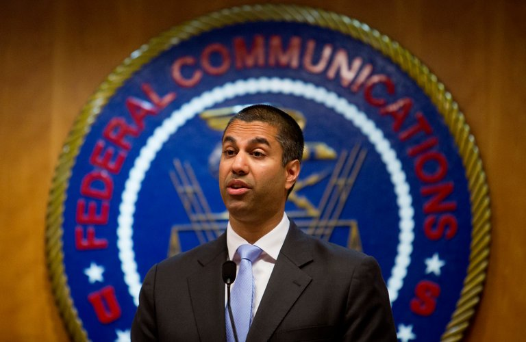 Ajit Pai, chairman of the Federal Communications Commission, proposed the changes to end net neutrality.