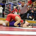 No. 12 Cornell wrestling came up an even 2-2 this weekend at the first annual South Beach Duals in Florida.