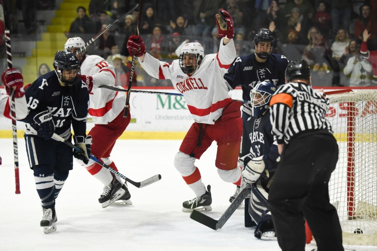 The Red achieved its first unbeaten slate of Ivy League games since 1996.