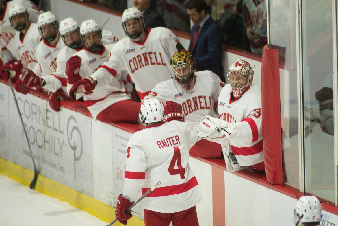 Columnist Kevin Linsey takes a look at the Red's successful North Country trip.