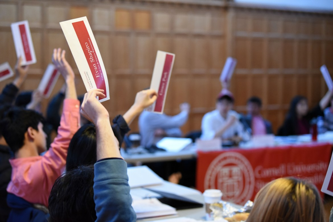 Following a tumultuous election cycle, the full results of the Student Assembly elections were released Wednesday evening.