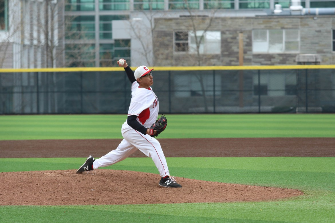 Cornell is 1-8, but earned its first win in a close series at Fordham last weekend.