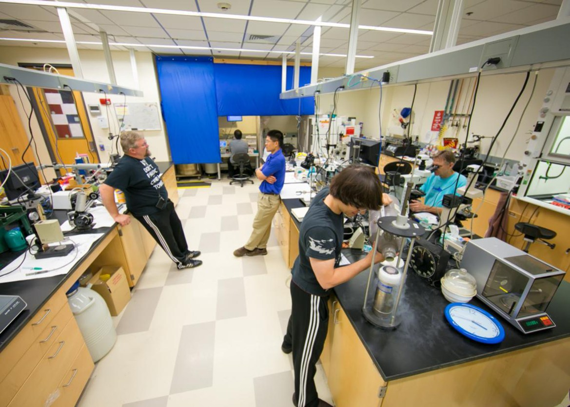 The Cornell Center for Materials Research, shown above, will offer resources and financial support to seven small businesses through its JumpStart program.