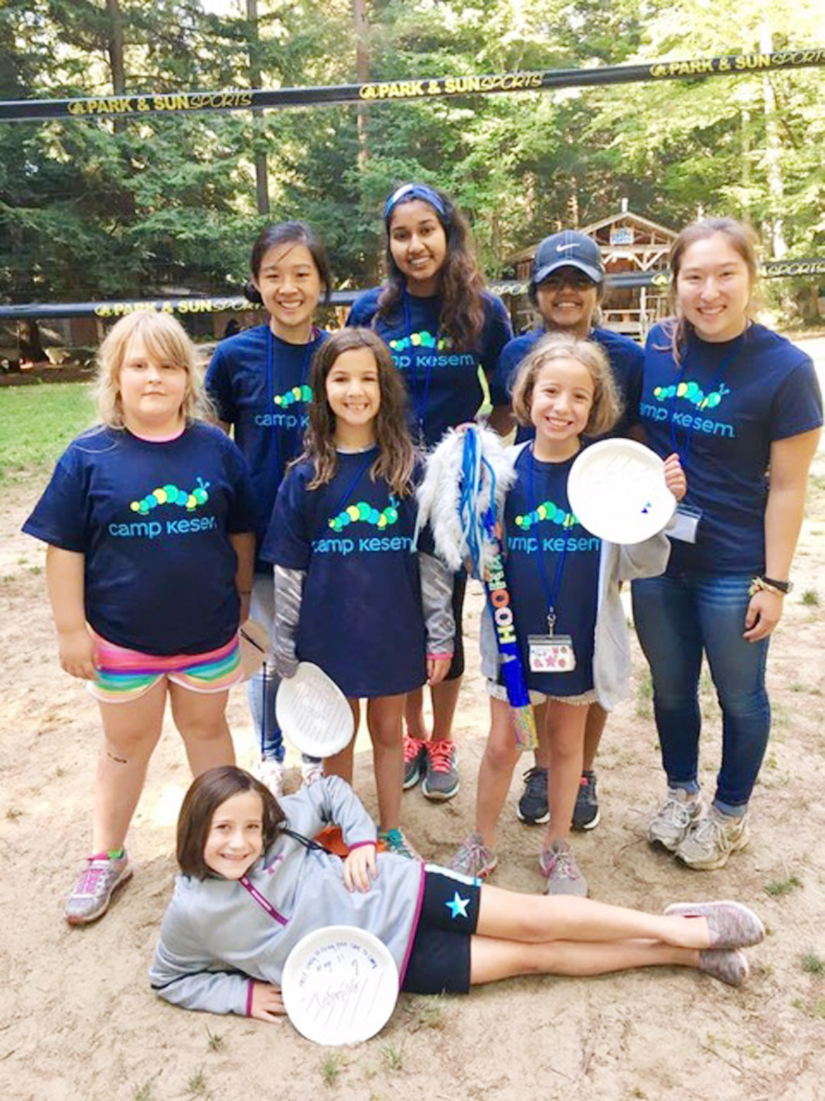 Camp Kesem is a weeklong summer program for children with parents who have cancer.