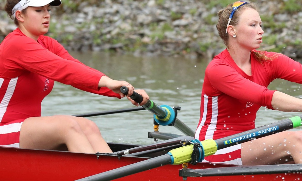 With a new coach and a new regimen, the women's team hopes to turn its program around this spring.