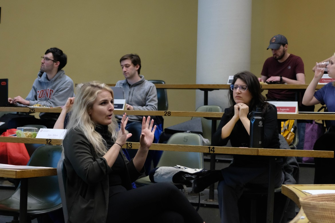 GPSA passed a resolution to express its support for LGBTQ+ faculty and staff at its meeting on Monday.