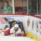 Kevin Linsey argues that junior forward Anthony Angello's decision to leave Cornell a year early to play for the Penguins may backfire.