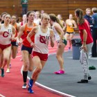Ranked ninth in the country, Cornell's women's middle distance team turned in another strong performance.