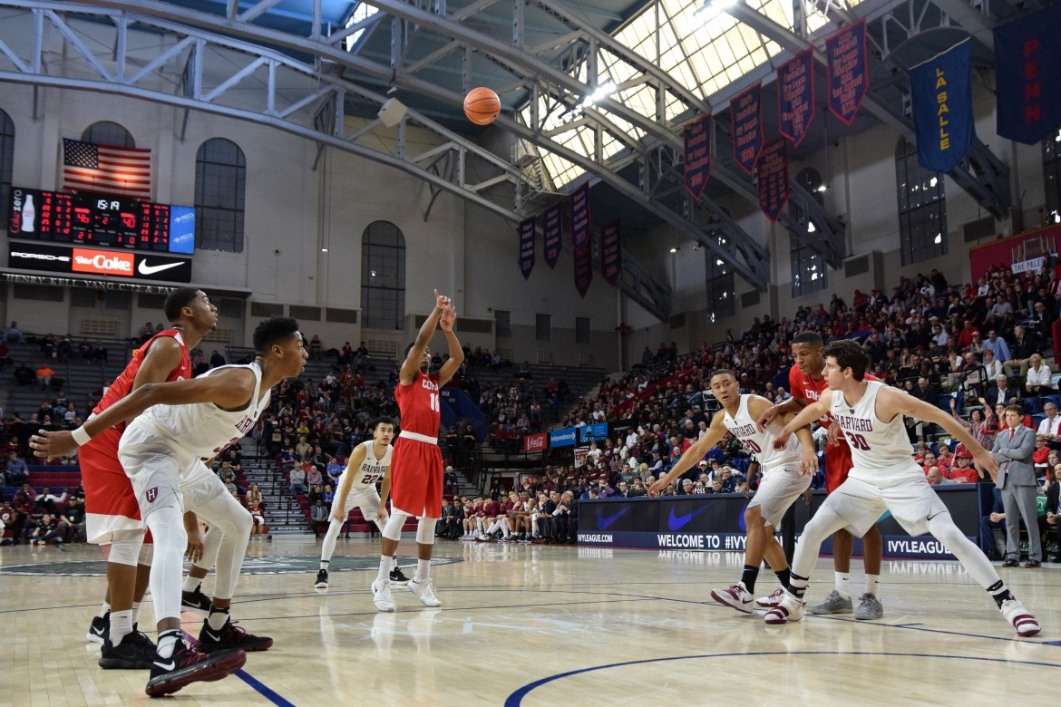 All men's basketball games will be available on ESPN+ or ESPN linear networks.