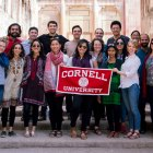 A group of 20 students visited Pakistan during Spring Break.