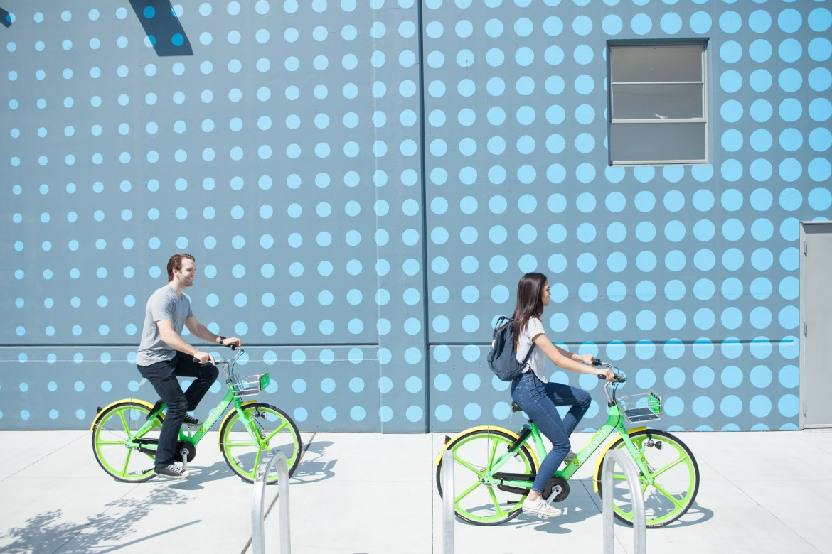 LimeBike, a bike sharing service through smartphones, will expand into Ithaca later this year.