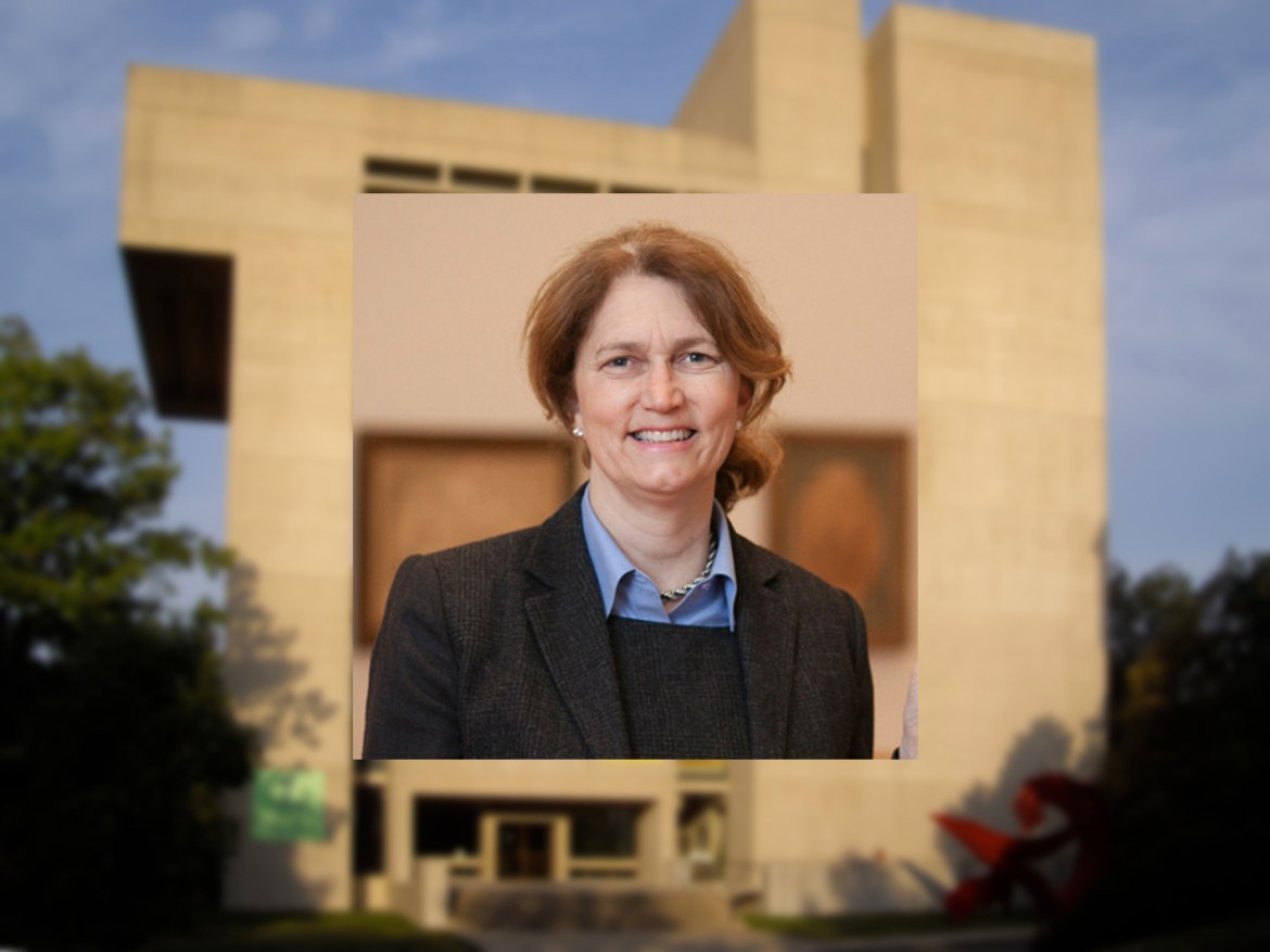 Stephanie Wiles was appointed director of the Herbet F. Johnson Museum of Art in 2011.