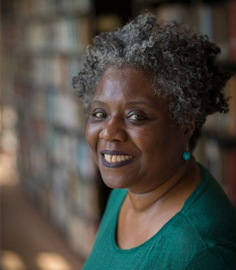 Prof. Noliwe Rooks, Africana studies, was the chair of the President's Visioning Committee on Cornell in New York City.