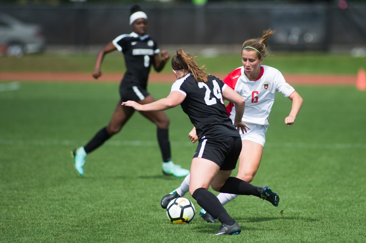 Women's soccer captain Jessica Ritchie sat down with co-captain Meghan Kennedy and Sun Assistant Sports Editor Raphy Gendler to talk about this season.
