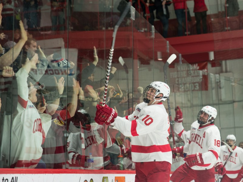 The Red has been picked to finish first in both of the ECAC's polls released Wednesday.