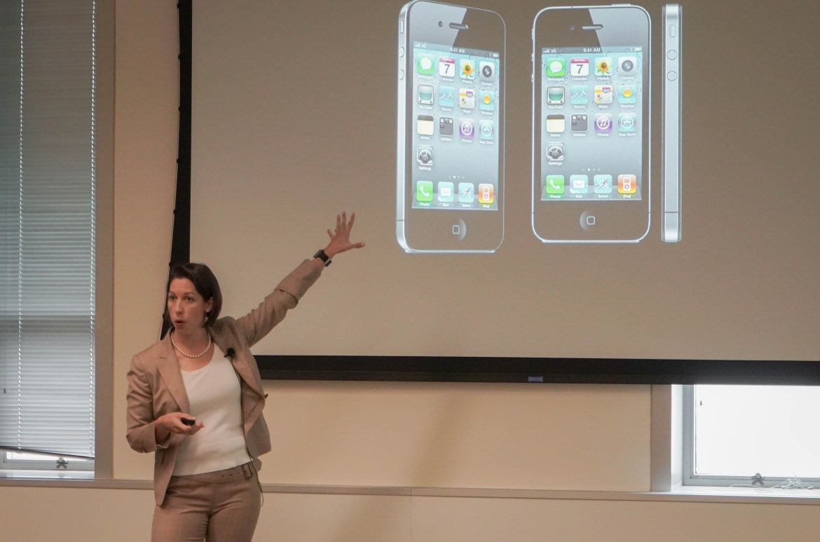 Prof. Lee Humphreys, communication, compare social media habits in the modern day to those in the 19th century.