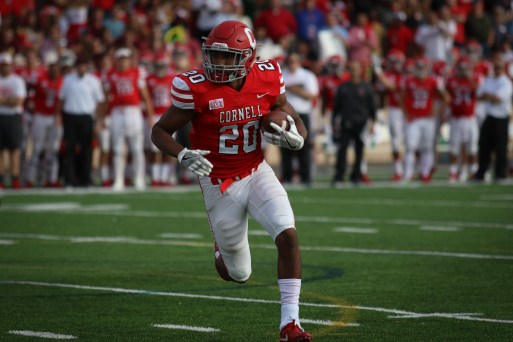 Running back Harold Coles should play a big role in the rushing attack.