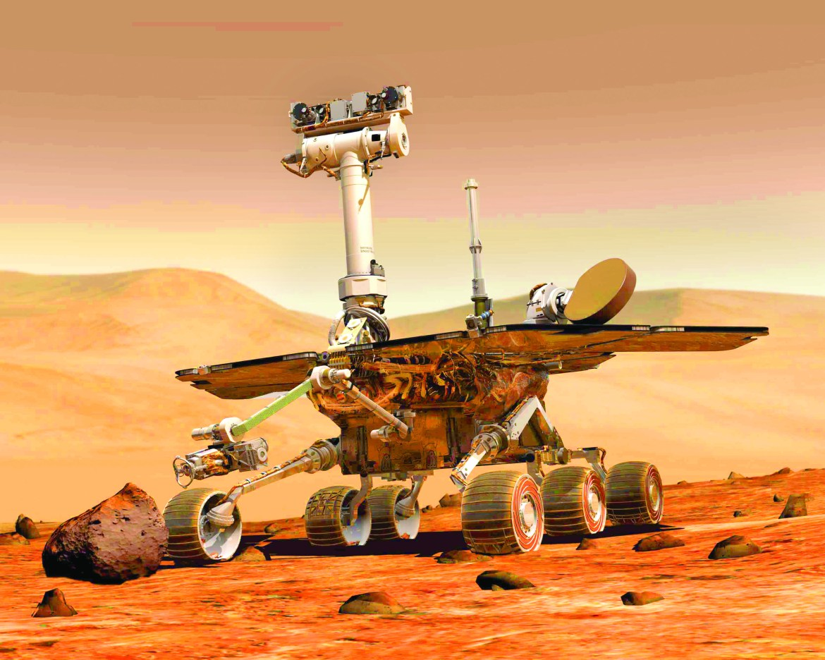 mars rover dying - photo #20
