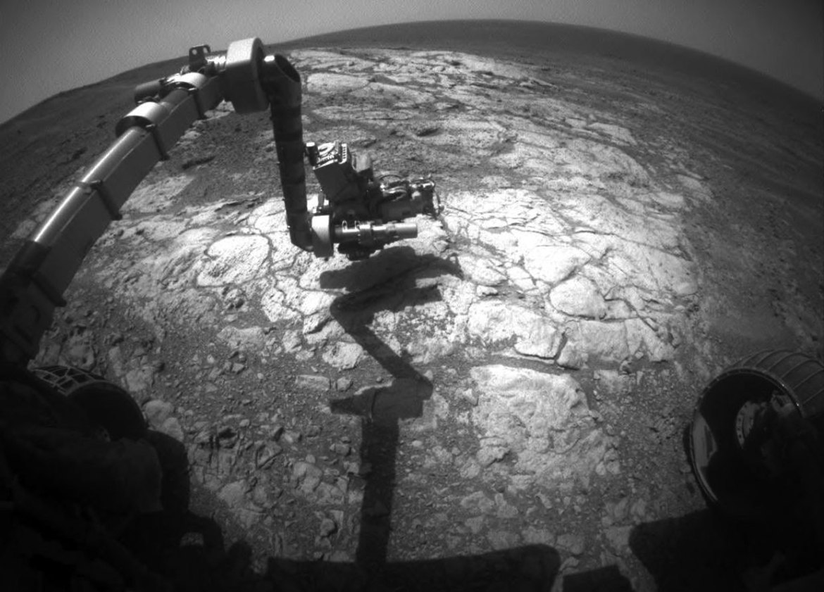 mars rover dying - photo #30