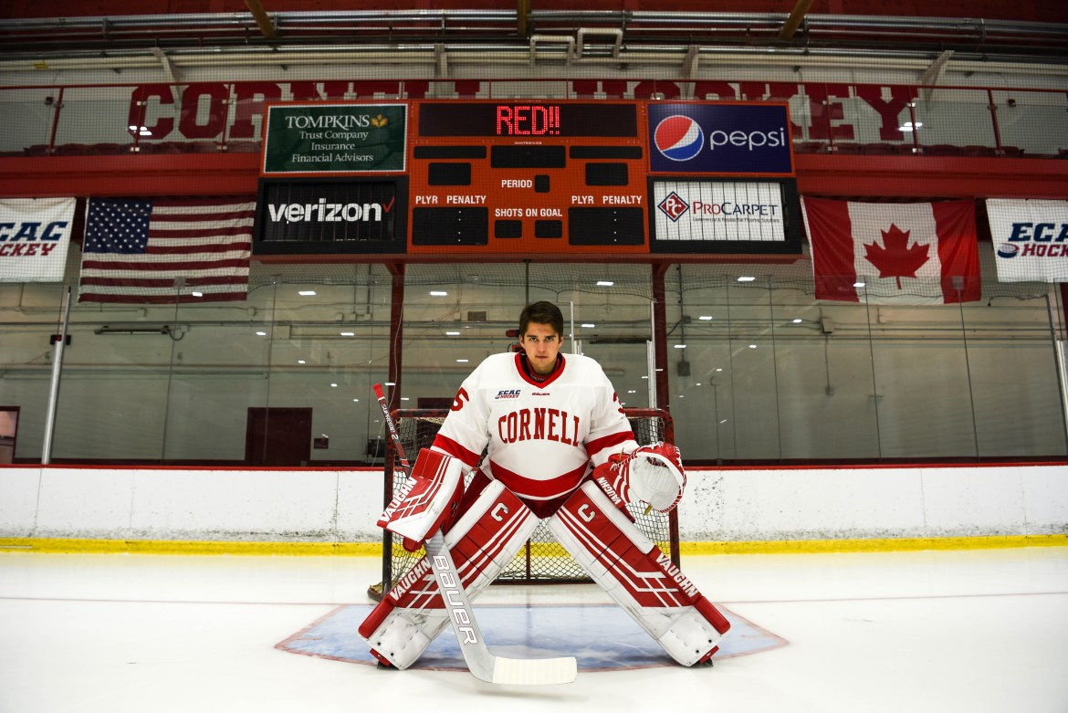 Letting His Play Do The Talking The Cornell Daily Sun