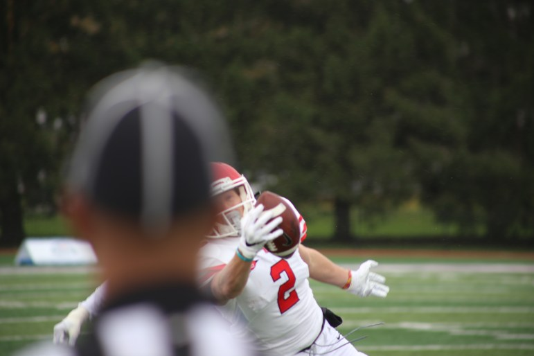 A repeat of 2016 wasn't in the cards for Cornell football on Saturday.