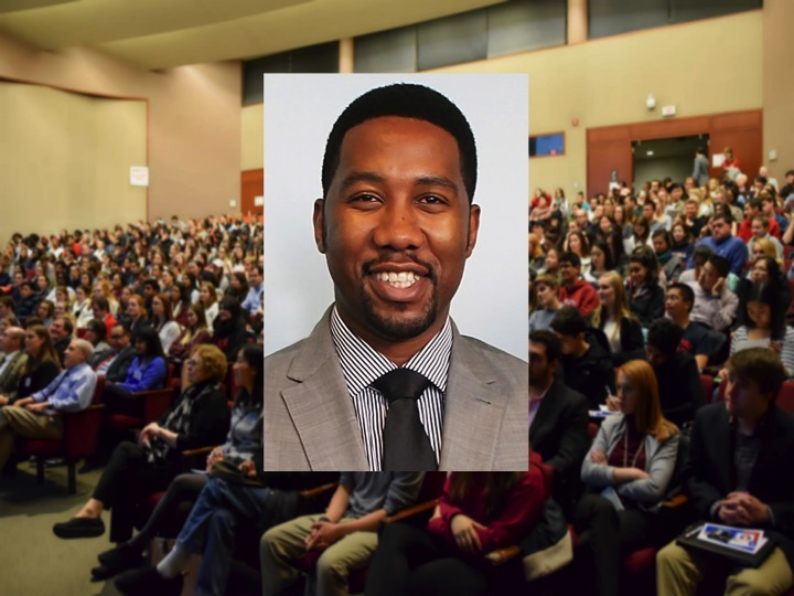 Ndaba Mandela, grandson of Nelson Mandela, will speak in Call Auditorium in Kennedy Hall on Oct. 12.
