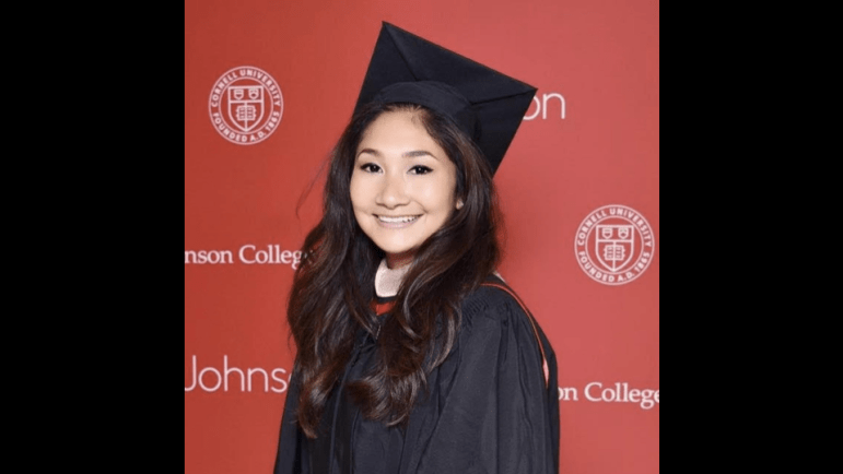 Rebecca Blanco M.B.A. '17, of Vacaville, Calif., died on Oct. 14 when a bus crashed after veering off a Pennsylvania highway.