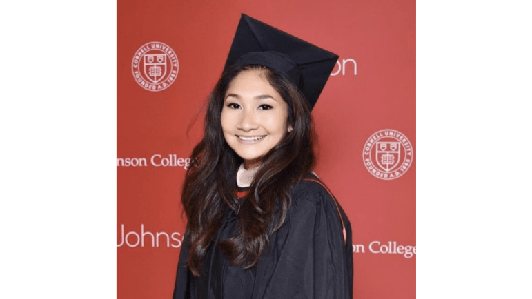 Rebecca Blanco M.B.A. '17, of Vacaville, Calif., was killed when a Big Red Bullet bus traveling to New York City crashed off of a Pennsylvania highway.