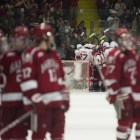 Cornell and Harvard will meet Saturday for the first time since the Red swept the Crimson last season.