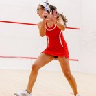 Cornell women's squash dropped a close contest to Columbia to start its season.