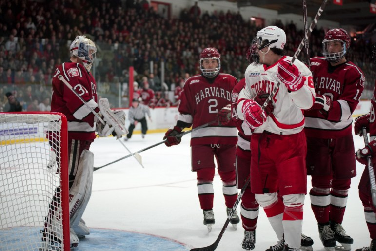 Friday was a physical game, highlighted by freshman center Max Andreev suffering what is expected to be a long-term injury.