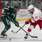 Cornell takes on Colgate in a home-and-home this weekend.