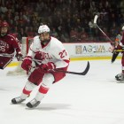 When Cornell hosted Harvard last year, the Red emerged victorious in a 3-2 thriller.