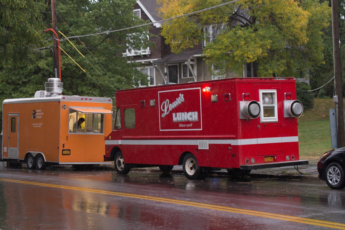 Louie's Lunch food truck is a freshman favorite for late-night snacks and staples.