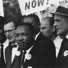 Martin Luther King, Jr. Lead the March on Washington in 1963