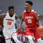After Cornell beat Princeton in triple overtime last year, the Tigers beat the Red in OT, moving Cornell's Ivy record to 2-2.