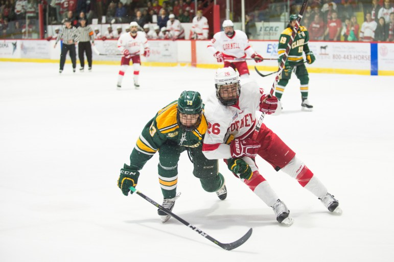 Last year's 4-0 loss at the hands of the Golden Knights is one that the Red hope to avenge Saturday.