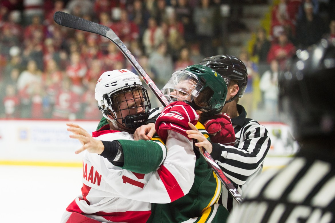Both squads prepare for St. Lawrence and a top-10 clash with Clarkson this week.