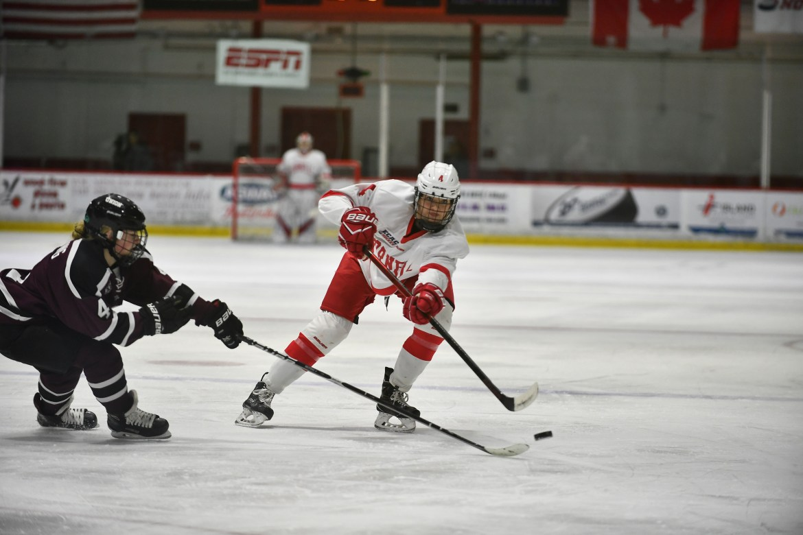 Cornell takes on two of the ECAC's weaker defenses this weekend.