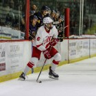 Once-elite defenseman Alex Green is back playing with the Red after an injury-induced hiatus.