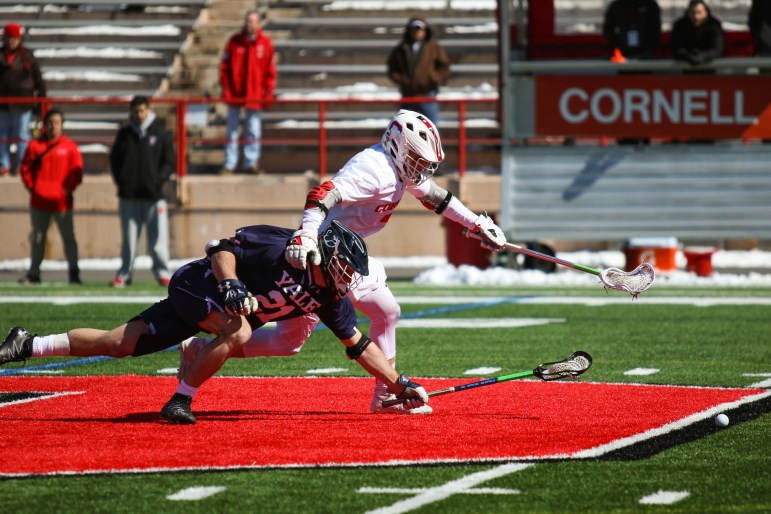 With national attention turned its direction, Cornell gets its season started this weekend.